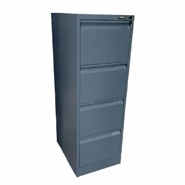 TOPAS 4 Drawer Filling Cabinet 18HC-GS-003
