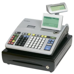 Casio SE-S400 – Cash Register Mesin Kasir S400