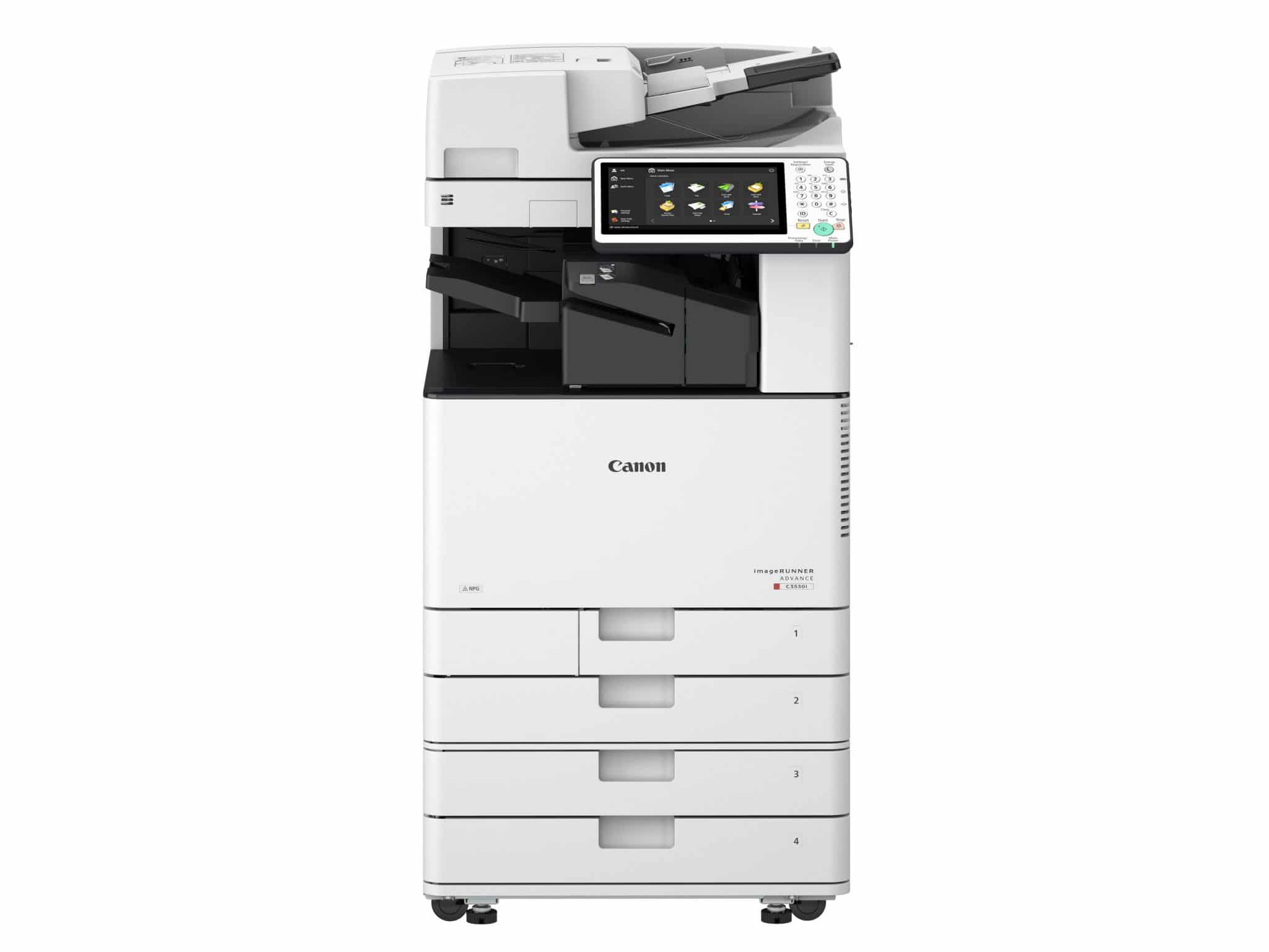 Mesin Fotocopy Canon IR-Adv C3525i Color Copier