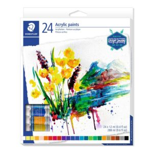 STAEDTLER acrylic paints 8500 24 warna